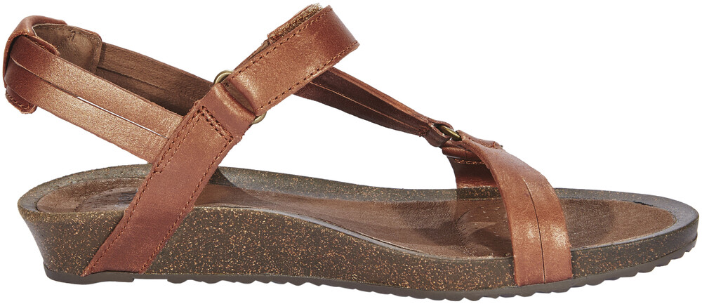 Teva Ysidro Universal Metallic Sandals Women Bronze Schuhgröße US 7 ZfzU14u